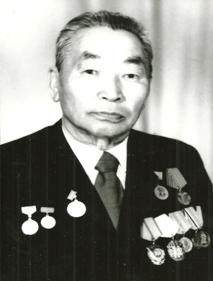 Георгий Прокопьевич Башарин